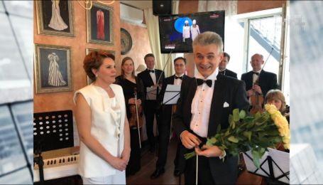 Олена Фроляк на свій ювілей влаштувала концерт з оркестром
