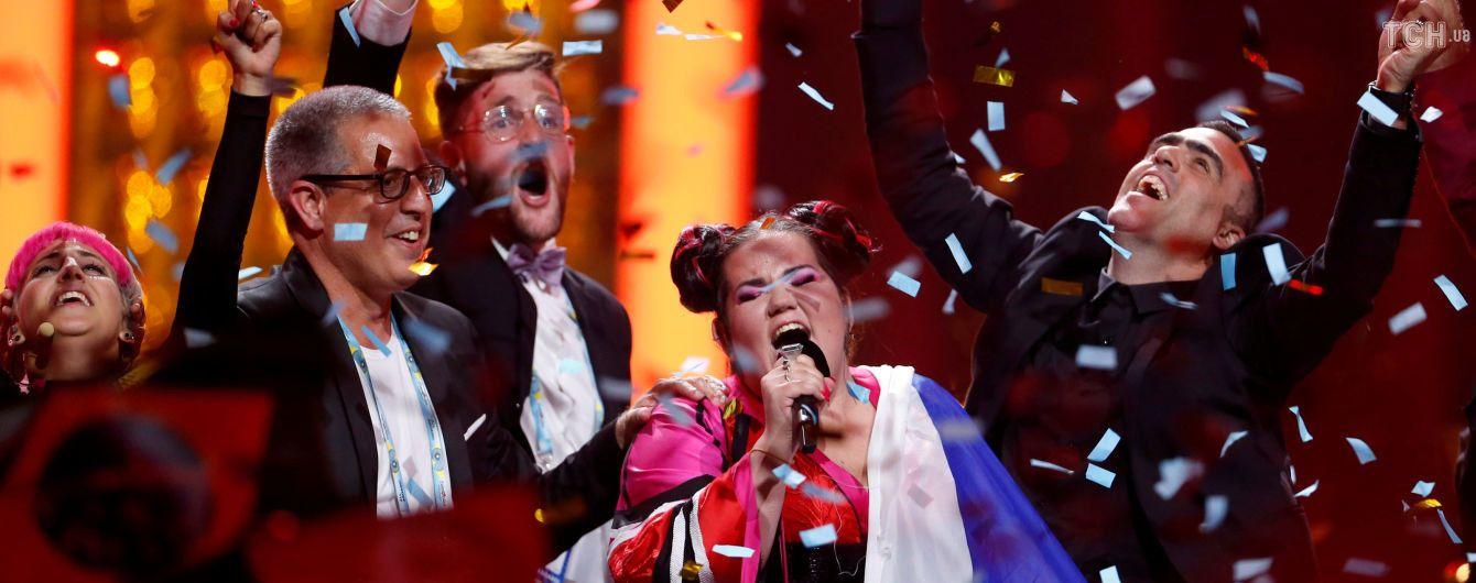 """Определено имя победителя """"Евровидения-2018"""": Как Нетта выступала в финале"""