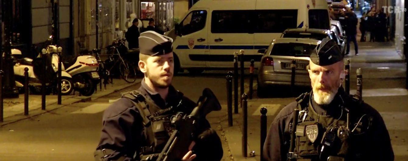 """""""Исламское государство"""" взяло на себя ответственность за резню в Париже"""