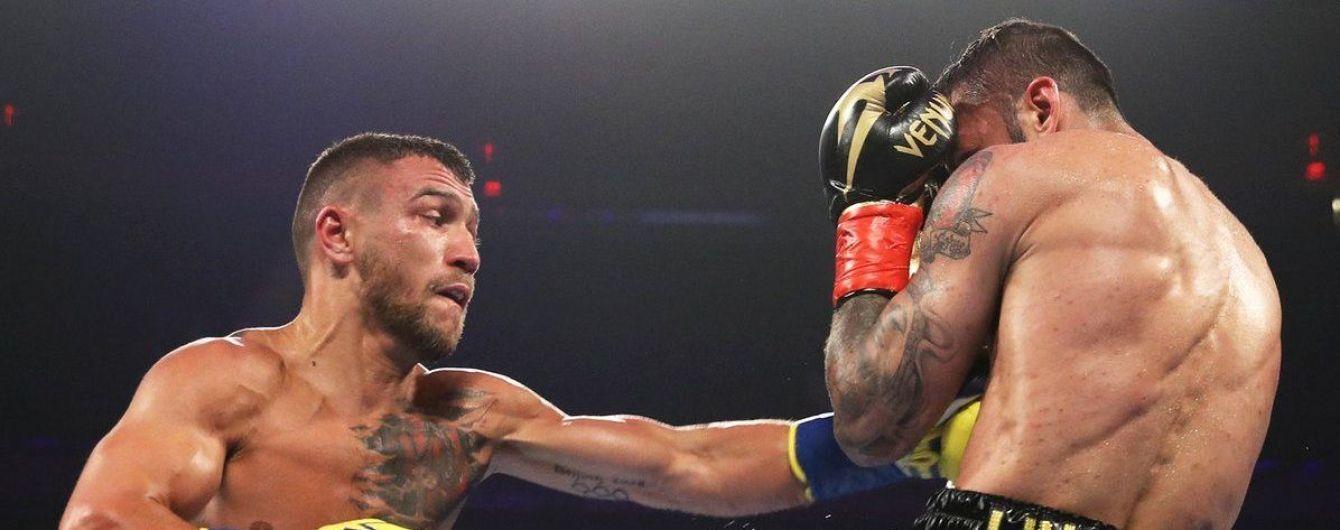 Ломаченко нокаутував Лінареса і встановив новий суперрекорд у боксі