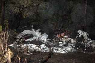 В Каталонии разбился легкомоторный самолет. Есть погибшие