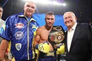 Ломаченко вийшов на друге місце серед найкращих боксерів світу