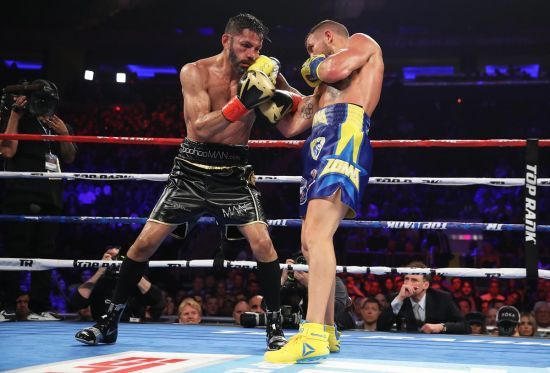 Лінарес заявив про бажання повернутися до легкої ваги та провести бій-реванш із Ломаченком