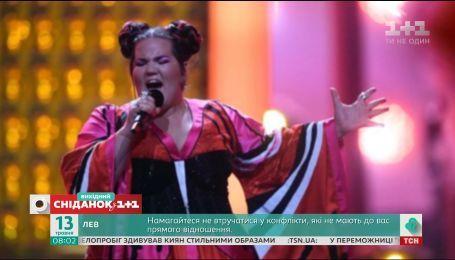 """Победительницей """"Евровидения"""" стала певица из Израиля"""