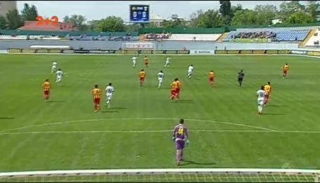 Зірка - Карпати - 1:1. Відео матчу