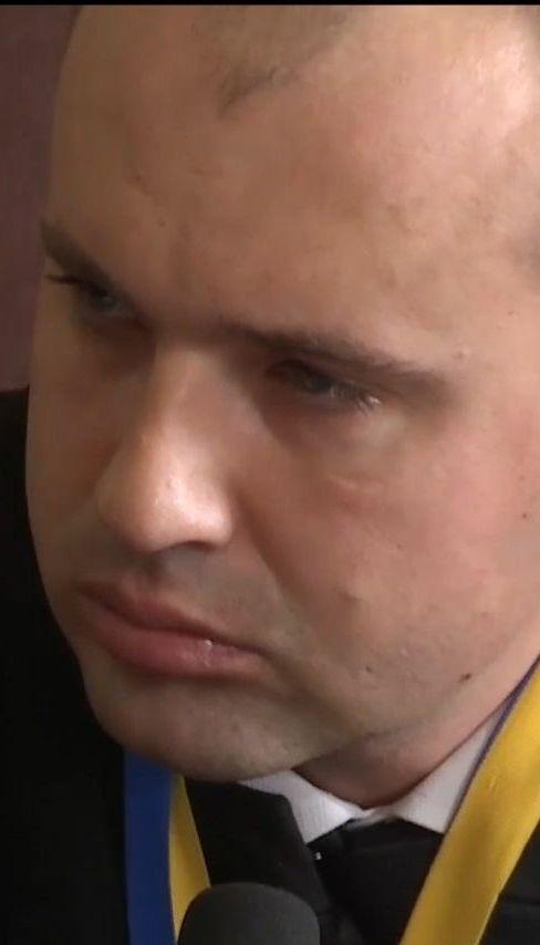 У Києві помер 37-річний суддя Олександр Бобровник