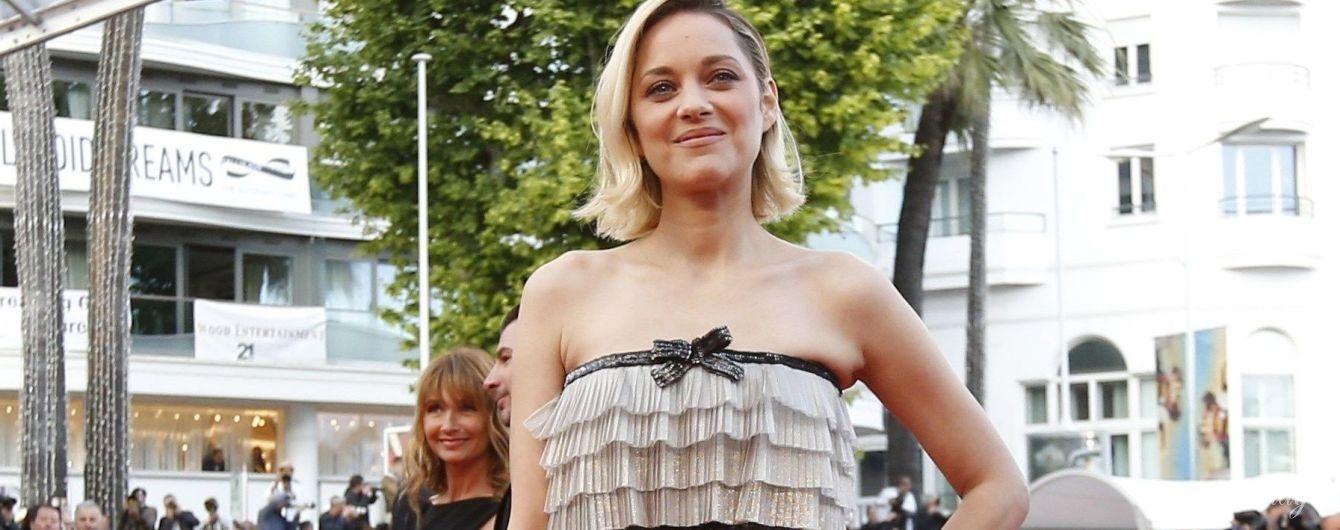 Такая разная Марион Котийяр: удачный и не очень образы актрисы на красной дорожке в Каннах