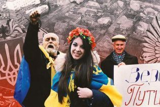 """В Украине """"режим""""? Серьезно?"""