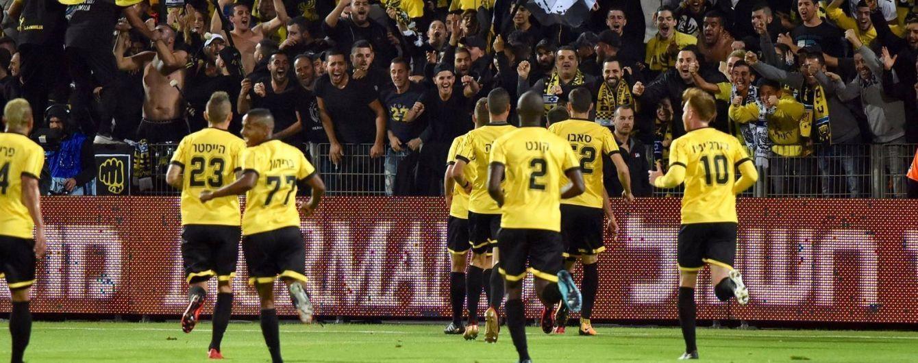 Израильский футбольный клуб назвали в честь Трампа