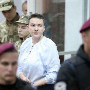 Савченко поведет на выборы в ВР собственную партию – сестра