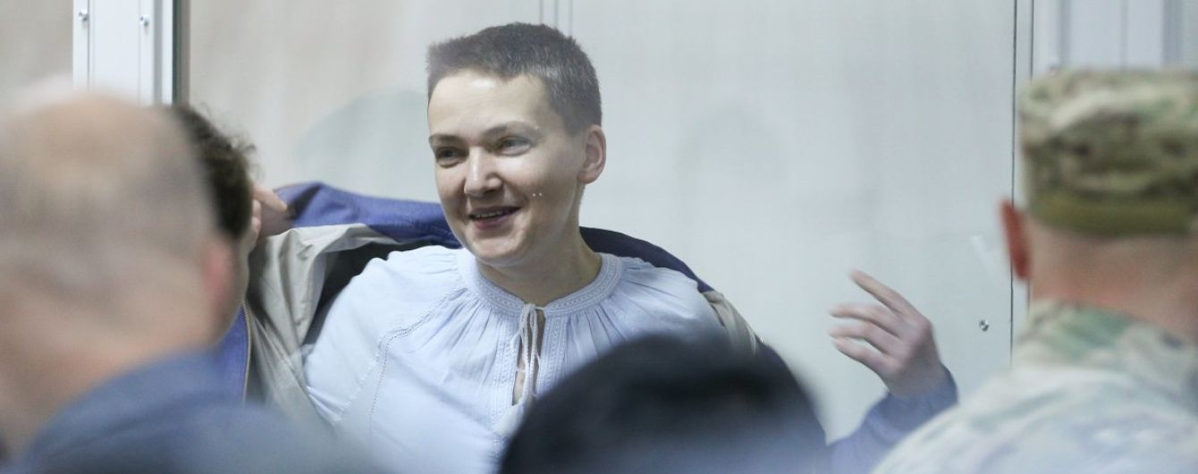 Новым адвокатом Савченко стал защитник скандальной Штепы