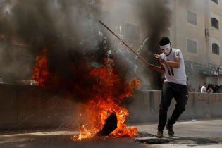 У Секторі Гази внаслідок сутичок загинули вже понад півсотні палестинців