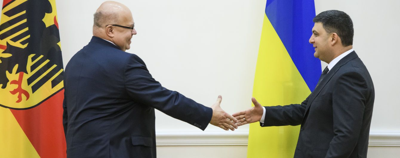 """Міністр економіки Німеччини хоче, щоб Росія та Україна досягли згоди щодо """"Північного потоку-2"""""""