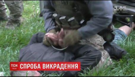 Спецслужбы РФ пытались похитить из Украины россиянина