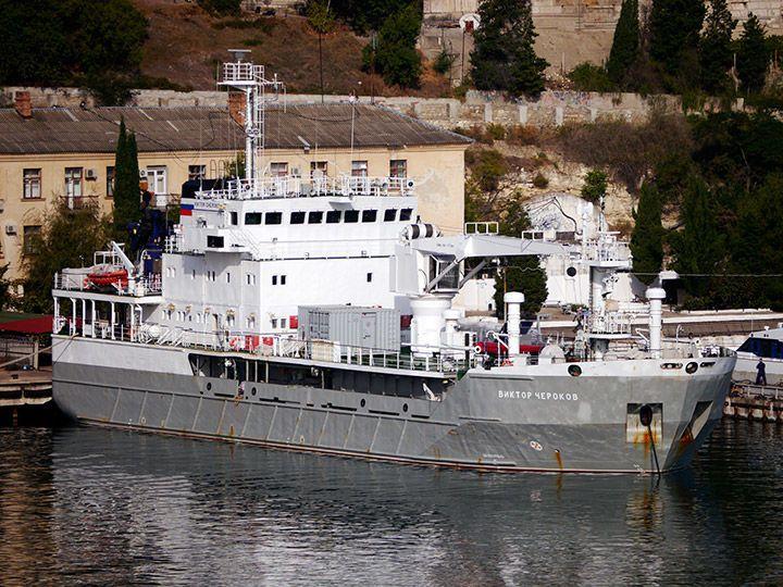 судно віктор чероков