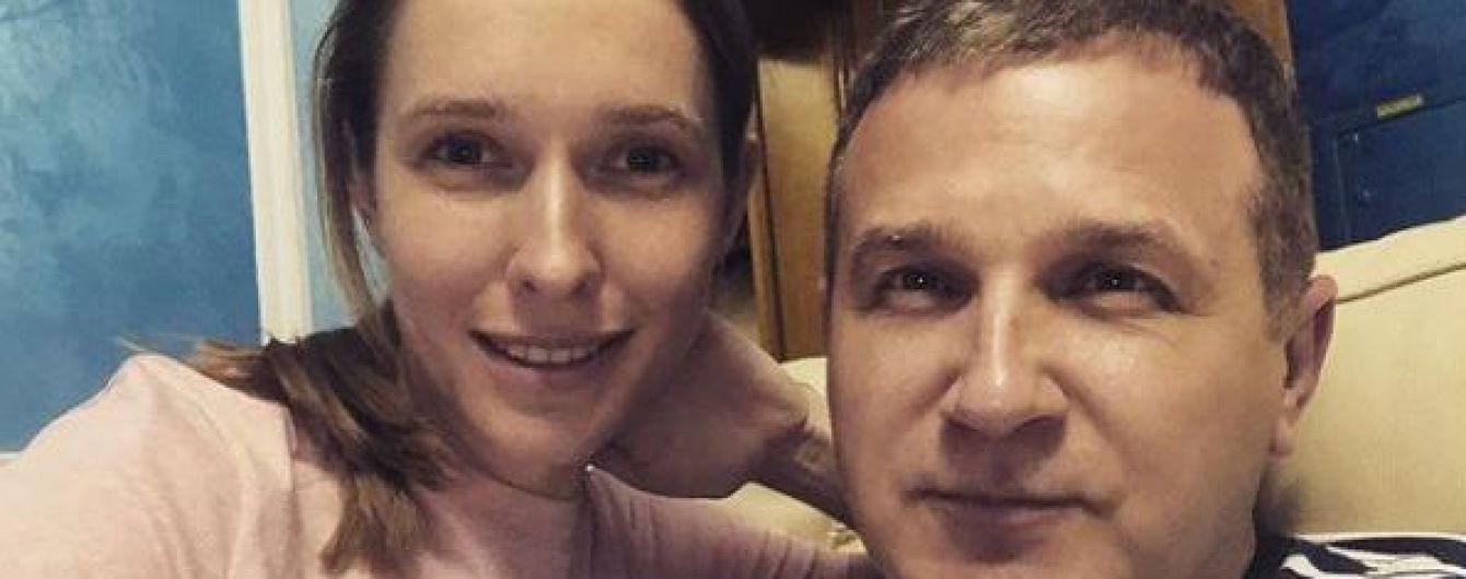 Сімейна ідилія: Осадча та Горбунов показали, як проводять час з маленьким сином