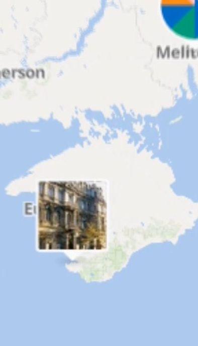 Скандальная карта. Министерство культуры Франции отдало оккупированный Севастополь России