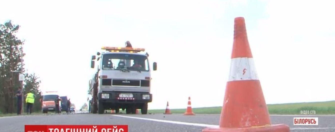 Постраждалих у ДТП у Білорусі дітей поки неможливо транспортувати додому