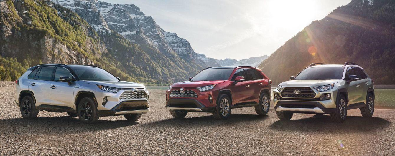 Toyota встает на путь эксцентричного дизайна