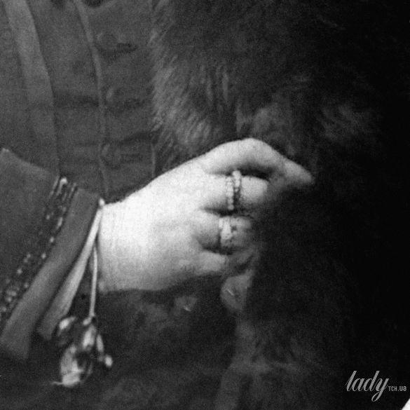 Кольцо королевы Виктории