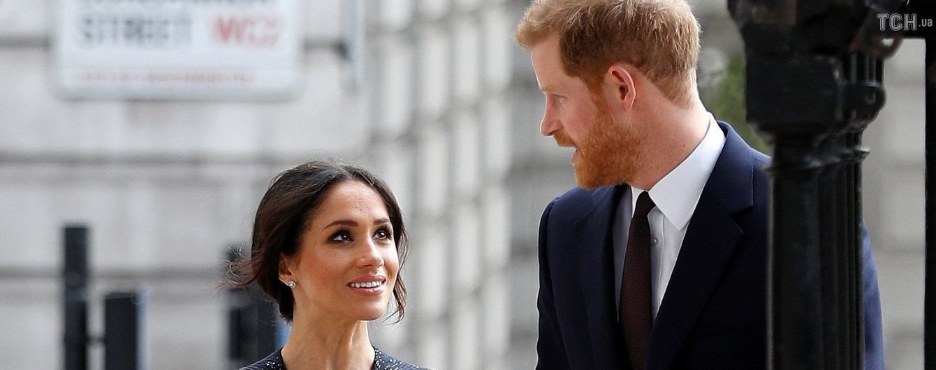Стало известно, какие королевские титулы будут носить Меган Маркл и принц Гарри после свадьбы
