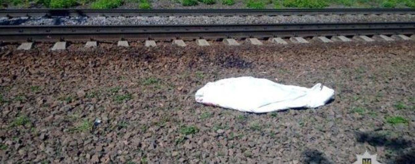 У Харкові електропоїзд на смерть збив чоловіка