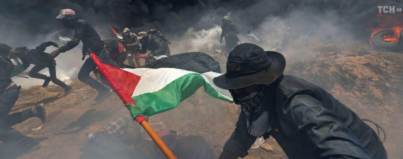 """Ізраїль завдав авіаударів по об'єктах """"Хамасу"""" у Секторі Гази"""