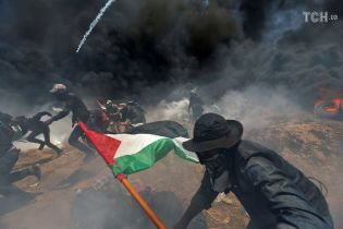 Палестинцы прорвали границу с Израилем: есть погибшие