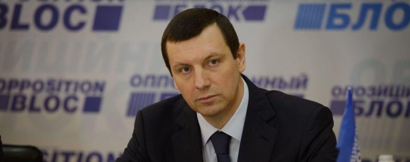 Комітет Верховної Ради підтримав зняття недоторканості з Дунаєва