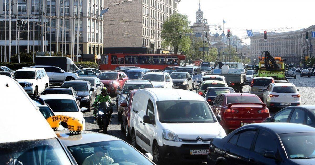 Когда и какие улицы в центре Киева перекроют к финалу Лиги чемпионов. Инфографика