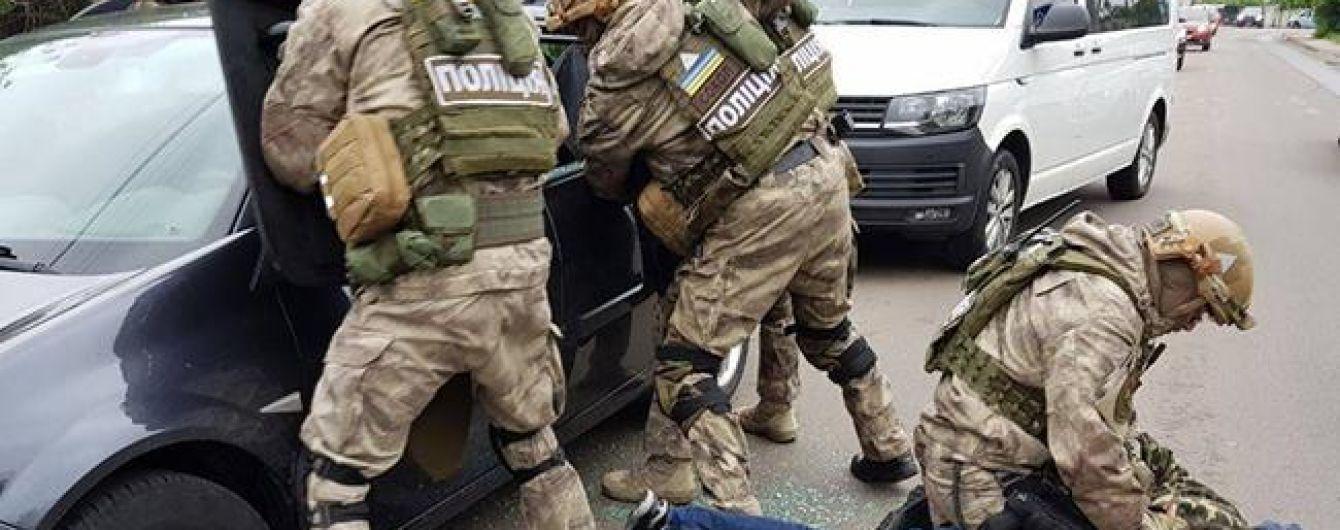Бійці КОРДу на Житомирщині затримали банду грабіжників із титулованих і професійних спортсменів