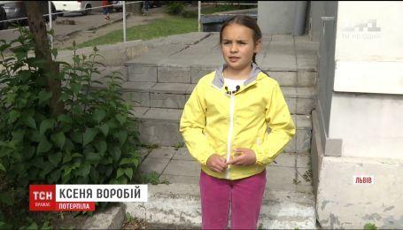 У Львові продавчиню звинувачують у побитті восьмирічної дівчинки