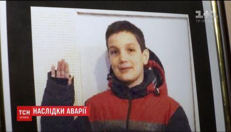 У Сумах опівдні поховають12-річного Владислава Кушніренка