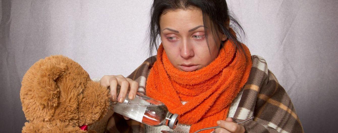 Заболеваемость гриппом и ОРВИ несколько повысилась: за неделю заболело почти 97 тысяч человек