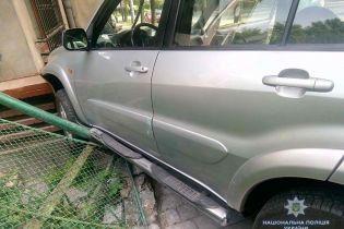 Во Львове в ДТП погибла женщина, которой стало плохо за рулем
