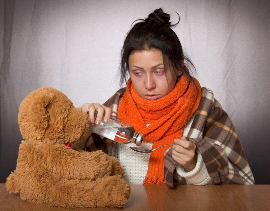 Захворюваність на грип і ГРВІ дещо підвищилася: за тиждень захворіло майже 97 тисяч осіб