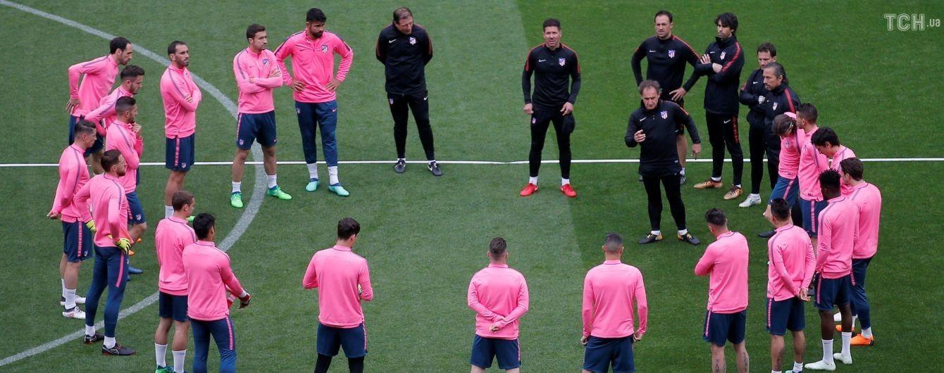 Букмекери назвали фаворита у фінальній битві за Лігу Європи-2018