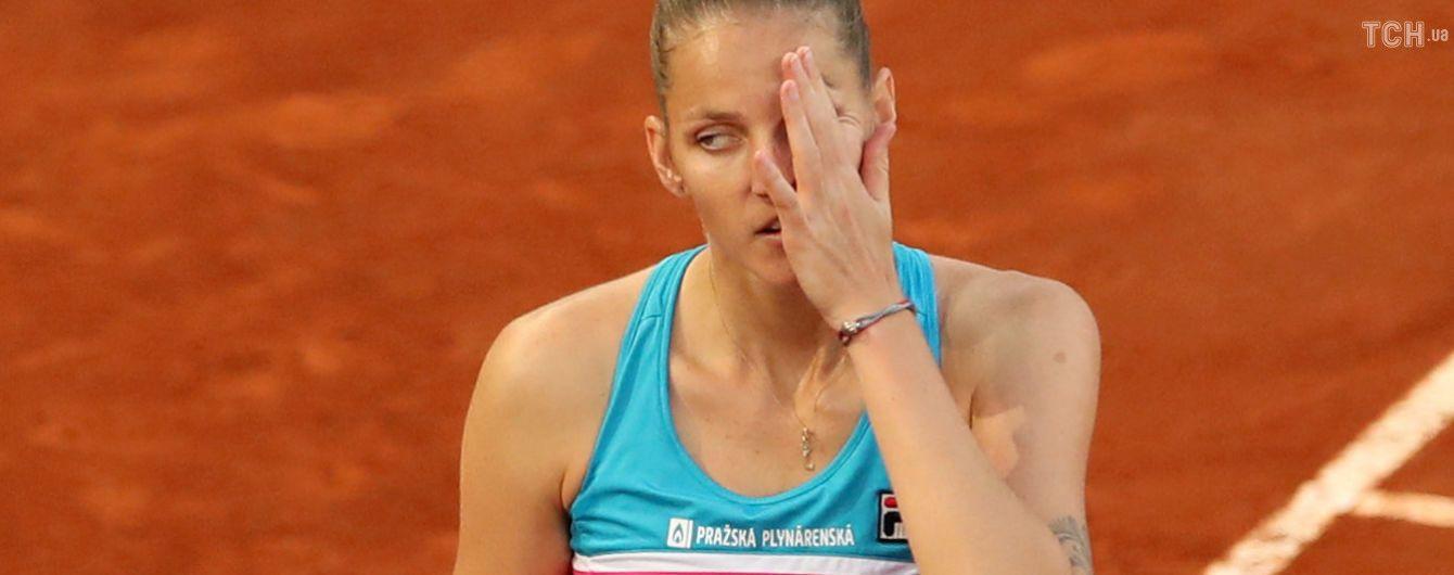 Екс-перша ракетка світу мало не знесла суддю після поразки на престижному турнірі у Римі