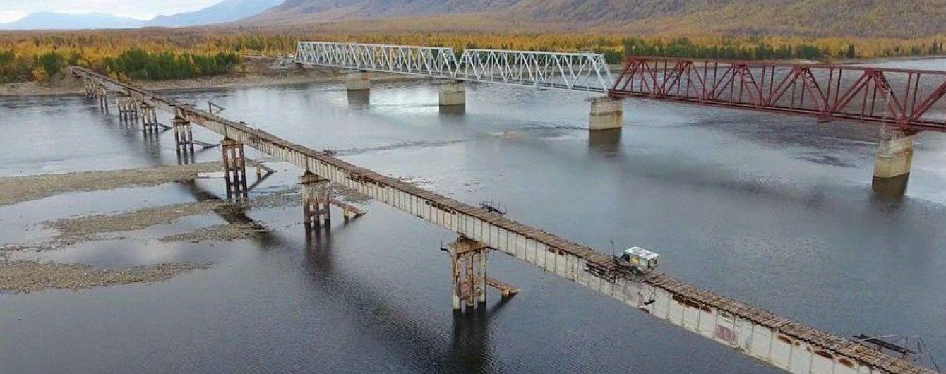 Возмездие природы за Крым: в России обвалился мост Интернациональной дружбы