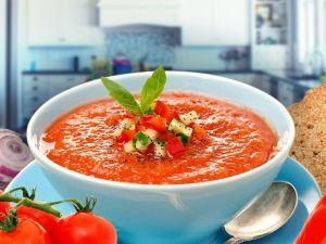 Гаспачо — іспанський холодний суп