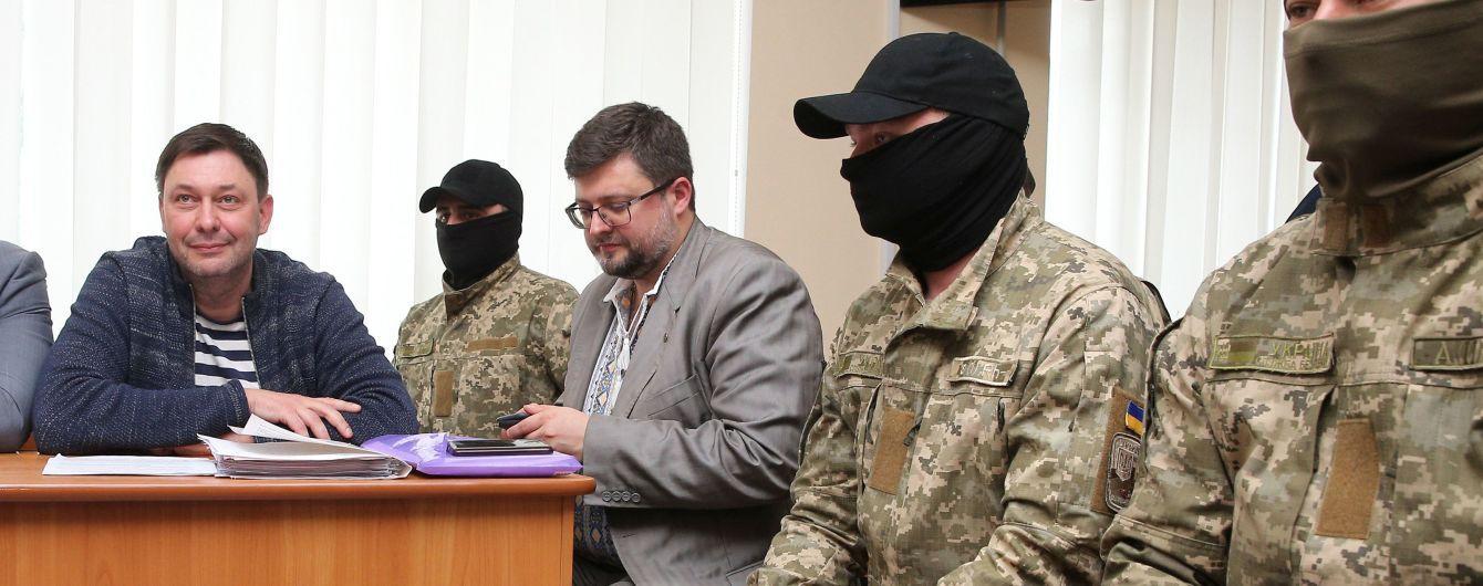 Полиция начала расследовать кражу в квартире Вышинского