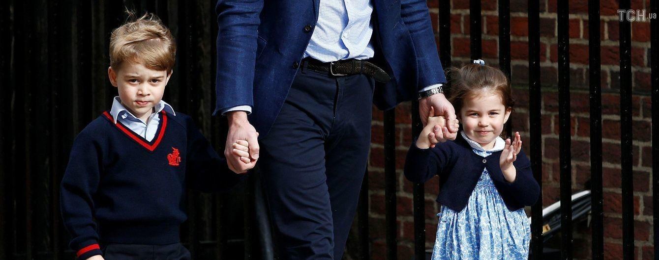 Стало известно, какие обязанности будут выполнять дети принца Уильяма и Кейт Миддлтон на свадьбе