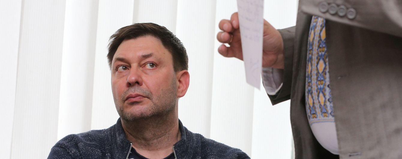"""Руководитель """"РИА Новости Украина"""" Вишинский не может выйти из гражданства Украины - ГМС"""