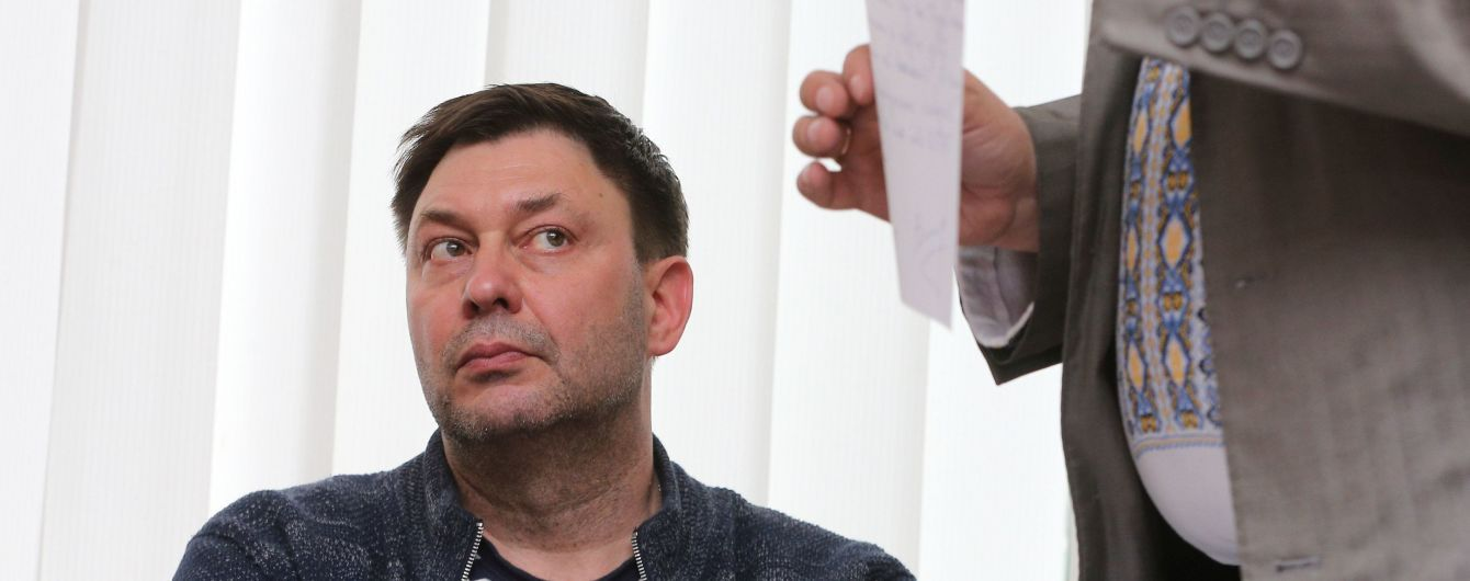 "Керівник ""РИА Новости Украина"" Вишинский не може вийти з громадянства України - ДМС"