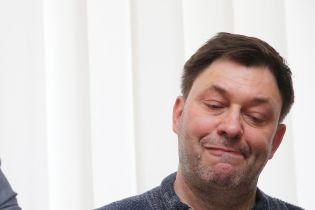 """Суд залишив під вартою керівника """"РИА Новости Украина"""" Вишинського"""