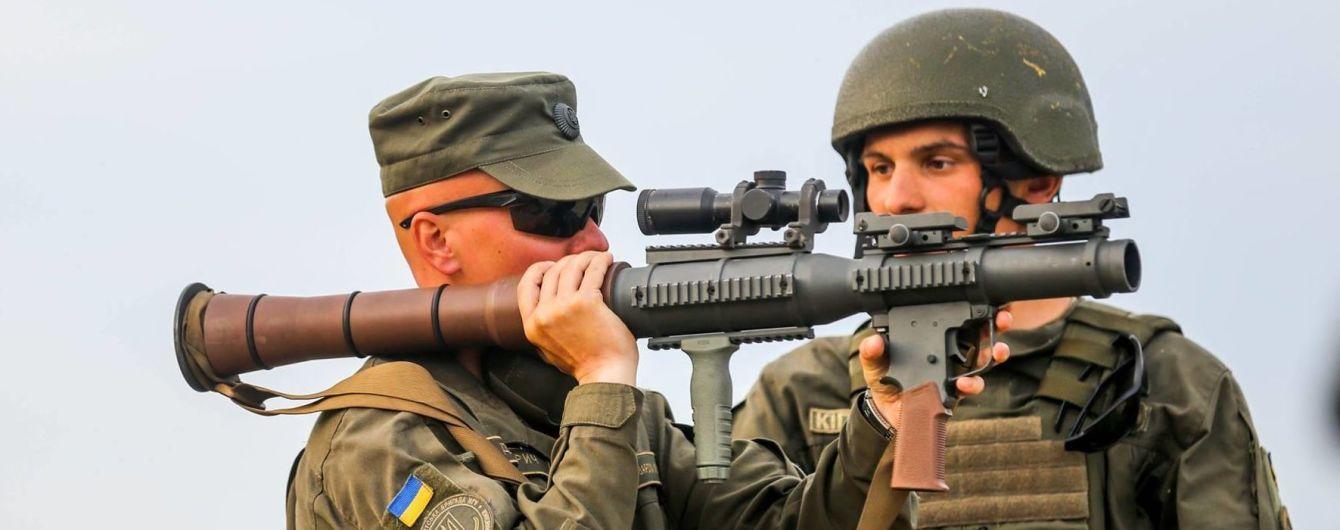 Нацгвардия получила 500 гранатометов из США