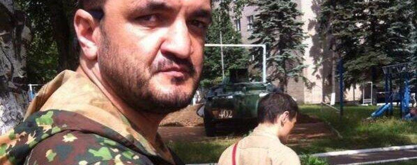 """На Донбасе уничтожили командира бригады боевиков """"Пятнашка"""""""