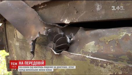Во время артиллерийского обстрела Троицкого погибли двое местных жителей