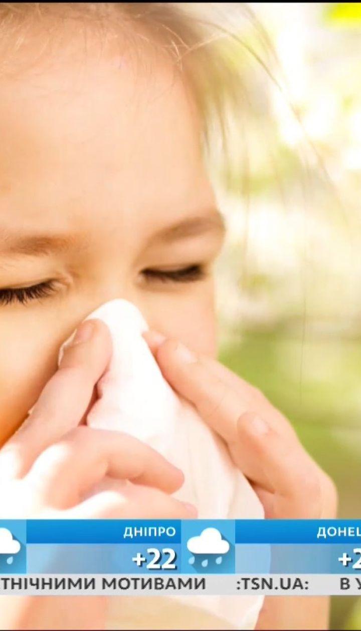 Алергія на пух: що робити, аби насолоджуватися весною