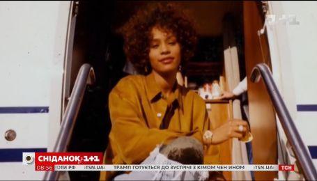 В Сети появился трейлер документального фильма о легендарной певице Уитни Хьюстон